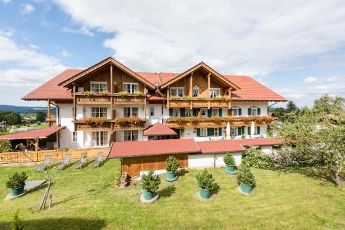 Kur- und Wellnesshotel Waldruh - Hotel - Bad Kohlgrub - Hörnle