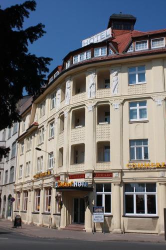 . Central-Hotel Torgau