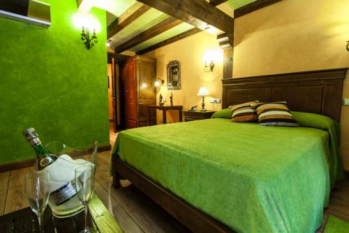 Double Room Hotel Spa Casona La Hondonada 1