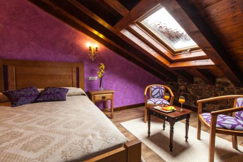Superior Double Room Hotel Spa Casona La Hondonada 3