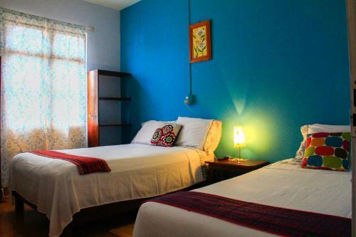 Azul Cielo, Oaxaca
