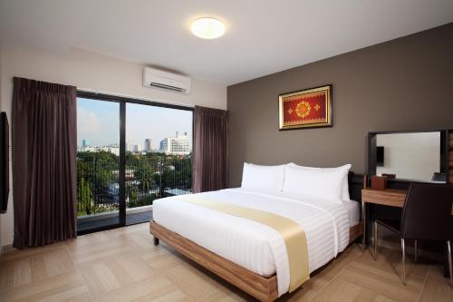 Chiva Bangkok Hotel impression