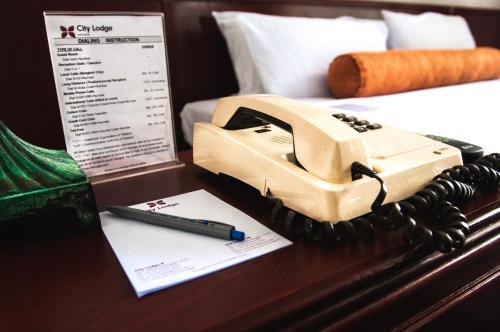 City Lodge Soi 9 Hotel photo 12