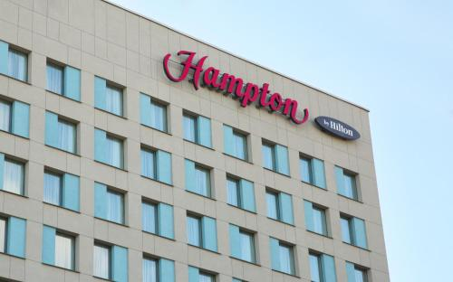 Hampton by Hilton Minsk City Centre in Minsk