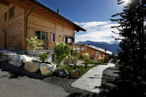 . Crans Luxury Lodges