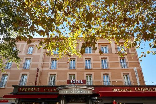 Hôtel Saint Christophe - Hôtel - Aix-en-Provence