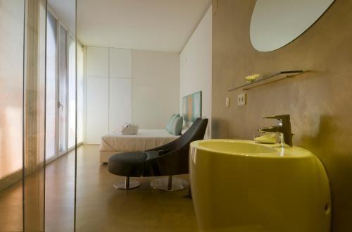 Habitación Doble Patio - 2 camas Hotel Viento10 6