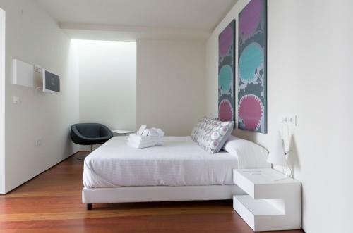 Doppelzimmer - 1. Etage Hotel Viento10 4