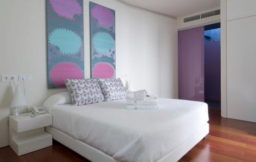Habitación Doble - Primera planta Hotel Viento10 1