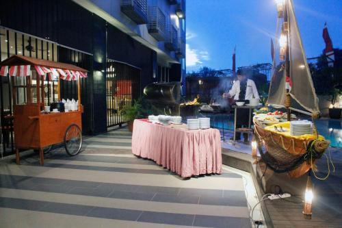 Nagoya Mansion Hotel and Residence photo 15