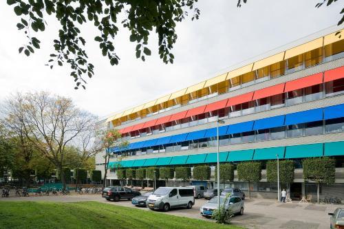 WOW Amsterdam Hostel impression