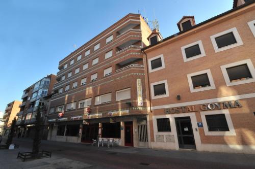 Hostal Goyma I - Hotel - San Fernando de Henares