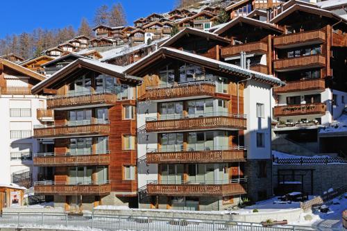 Ferienwohnung Haus Achilles Zermatt