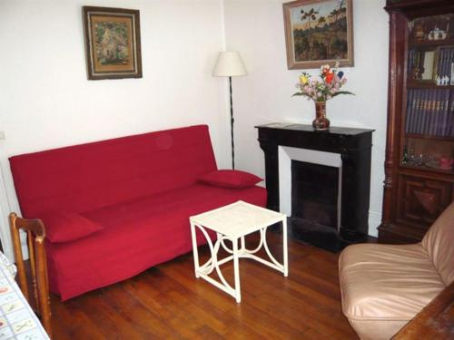 One Bedroom Quartier Latin photo 9