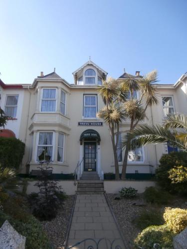 Trevu House, Falmouth, Cornwall