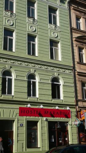 Hostel Marabou Prague Hostal