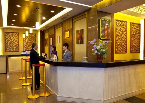 Beijing Chong Wen Men Hotel photo 26