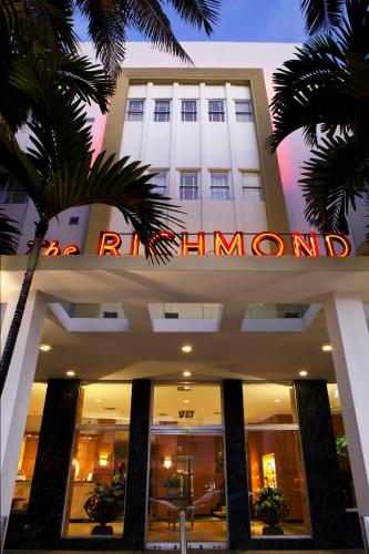 Richmond Hotel a Miami Beach