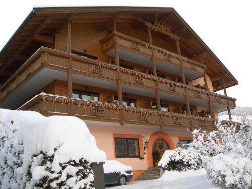 Hotel Pension Weiratherhof Wenns im Pitztal