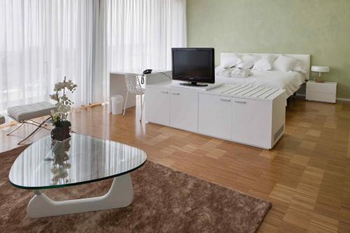 Suite Junior Hotel-Bodega Finca de Los Arandinos 2