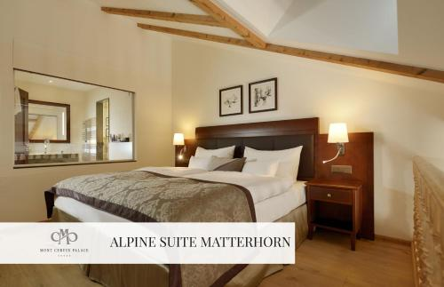 Alpine 1-Bedroom Suite with Matterhorn View