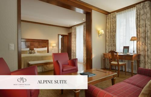 Alpine 1-Bedroom Suite
