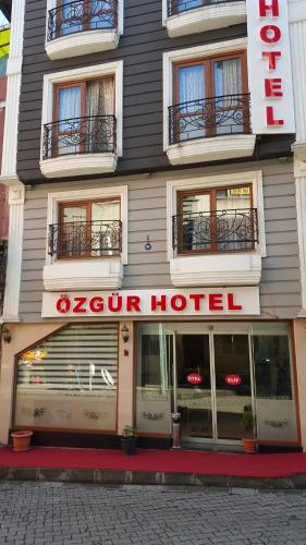 Trabzon Hotel Ozgur fiyat