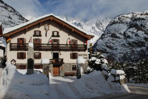 Hotel Des Glaciers Courmayeur