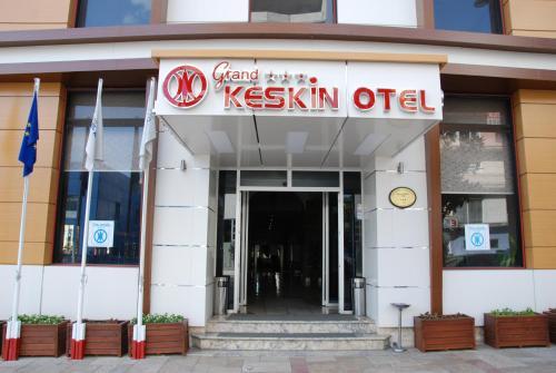 Denizli Grand Keskinkaya Hotel adres