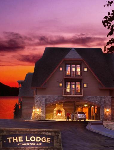 Lodge At Whitefish Lake - Whitefish, MT 59937