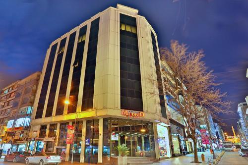 Istanbul Grand Madrid Hotel fiyat