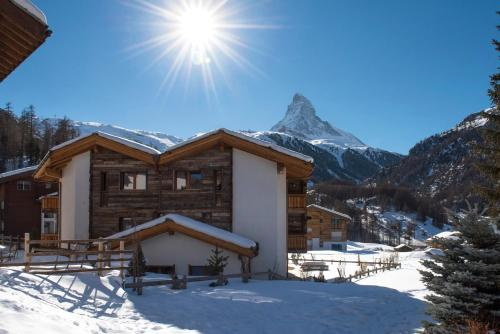 Chalet Shalimar Zermatt