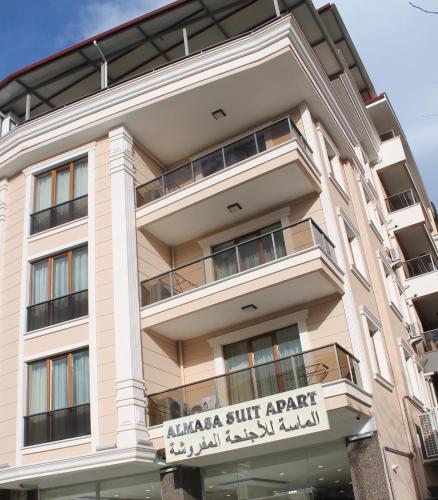 Termal Almasa Suite Aparts directions