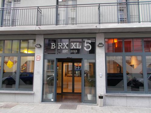 Hotel Brxxl 5 City Centre Hostel