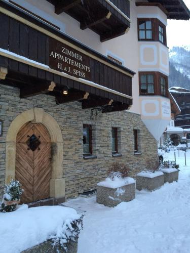 Haus Hannes Spiss St. Anton am Arlberg