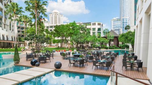 Siam Kempinski Hotel Bangkok photo 11