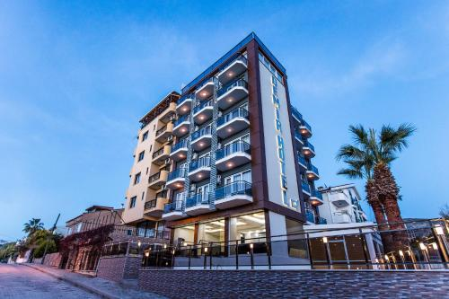 Kusadası Demir Suit Hotel odalar