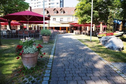 Barfüßer Hotel Neu-Ulm