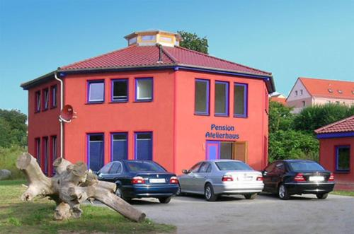 Pension Atelierhaus am Schmetterlingspark