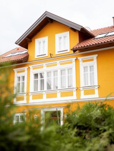 Villa Ceconi by Das Grüne  zur Post - 100% BIO, Pension in Salzburg