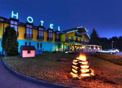 . Hotel Sloup