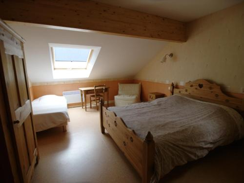 Accommodation in Taintrux