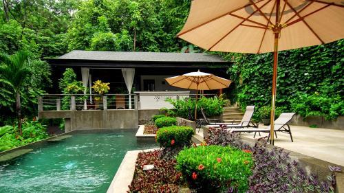 Tulemar Gardens, 60601 Manuel Antonio, Quepos, Puntarenas Province, Costa Rica.
