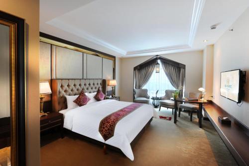 Al Meroz Hotel Bangkok - The Leading Halal Hotel photo 13
