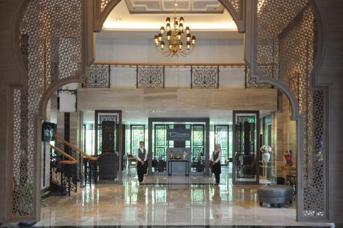 Al Meroz Hotel Bangkok - The Leading Halal Hotel photo 17