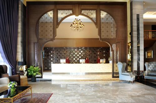 Al Meroz Hotel Bangkok - The Leading Halal Hotel photo 24