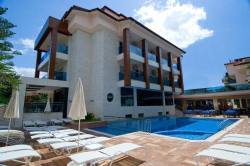 Marmaris Supreme Hotel fiyat