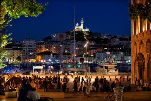 Golden Tulip Marseille Euromed, 6 Place Henri Verneuil, 13002 Marseille, France.