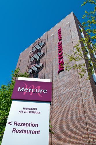 Mercure Hotel Hamburg am Volkspark photo 9