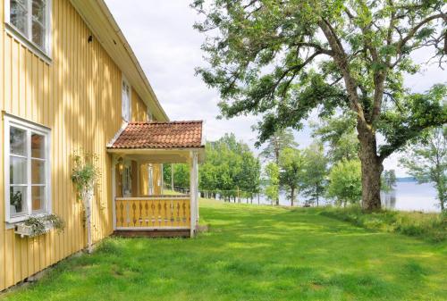 . Backa Loge - semesterparadiset sjön Fegen